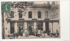 Librairie des Ecoles (1908) - Montluçon
