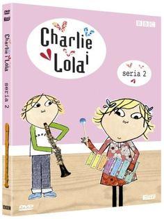 Charlie i Lola. Seria 2 -   Taylor Kitty , tylko w empik.com: . Przeczytaj recenzję Charlie i Lola. Seria 2. Zamów dostawę do dowolnego salonu i zapłać przy odbiorze!