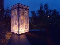 TARDIS LANTERN