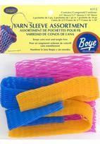 Boye Assorted Yarn Sleeves