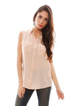 8352b840a4b376 31 best Equipment images in 2014 | Slim, Blouses, Blouse