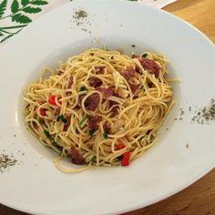 Chef John's Aglio e Olio | Garlic, oil, and pasta are the base for this all-time easy dish.