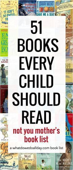 Best Must Read Chapter Books for Kids (as in, not the obvious or those books always on the must read lists)