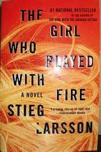 I enjoy the writing of Stieg Larsson.  His writing at times gets too detailed that I get lost by all the characters.  This is the second of three books about the girl with the dragon tattoo.  It is a thriller, detective story mixed with espionage, politics and the human condition.  Great reads.