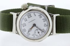 Hampden Drivers Wrist Watch by timekeepersinclayton on Etsy