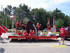 homecoming float ideas | WildKat Youth Cheer Organization | Youth Cheer for the King City ...