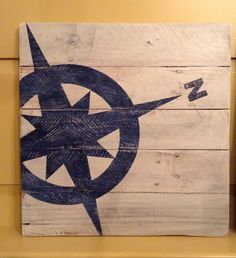 Hey, I found this really awesome Etsy listing at https://www.etsy.com/listing/196774288/compass-pallet-sign