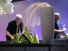 "Pim van den Akker - ""be the best designer you can be"" Great Tips! Flower Show, Flower Art, Creative Inspiration, Design Inspiration, Arte Floral, Growing Flowers, Ikebana, Flower Decorations, Flower Designs"
