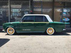 murat 124, lada 2101 #cars #love #green #low #instagood