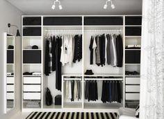Bedroom Wardrobe Design Ideas Ikea Pax New Ideas Pax Wardrobe Planner, Ikea Pax Wardrobe, Ikea Closet, Wardrobe Closet, Wardrobe Ideas, Wardrobe Storage, Closet Ideas, Pax Closet, Closet Small