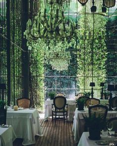 Interieur Inspiration des Meisters Hotel Irma… With whom would you go here? Interior inspiration of Master Hotel Irma # Meran … Deco Restaurant, Restaurant Design, Italy Restaurant, Restaurant Ideas, Hotel Irma, Architecture Design, Sustainable Architecture, Mirror Room, Mirror Ceiling