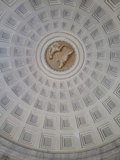 Ceiling in Rome somewhere
