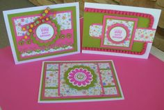 So Many Scallops OSW by calmag - Cards and Paper Crafts at Splitcoaststampers