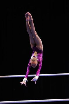 Nastia Liukin, 2008 Olympic All-Around Champion.  (Nope I cannot do this).
