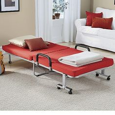 Rollaway Bed/chair in Holiday 2012 from Ginnys on shop.CatalogSpree.com, my personal digital mall.