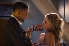 .@ChristinaMilian enjoyed Focus starring @WillSmith & Margot - Catch it here -http://goo.gl/WH1GHl