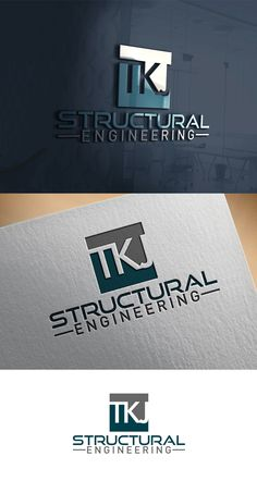Logo Design for Structural Engineering Design Firm Professional, Serious Logo Design by Lisa creative