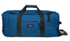 Eastpak Leatherface M Urban Blue Rollenreisetasche blau Sport, Whisky, Urban, Suitcase, Blue, Bags, Deporte, Whiskey, Sports