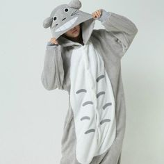 Totoro Onesie for Adults – Unicorn Onesies