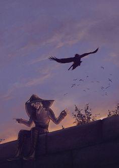 Skyhold at dawn