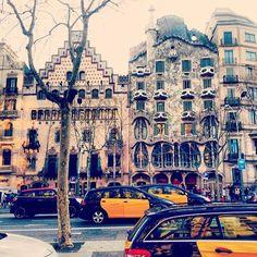 La Obra de Antoni Gaudí