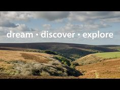 Information about Exmoor National Park in south west England. A beautiful landscape of moorland, woodland, coast and rivers shaped by people and nature over thousands of years. Village Tours, Devon And Cornwall, Uk Europe, Dark Skies, New Chapter, Preserve, Rivers, Beautiful Landscapes, Bristol