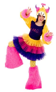 super cute monster costume for kids teens and tweens 6999 monster - Halloween Costume Monster