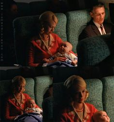 And when she took baby Eugene to Reno so she and Henry could be married.