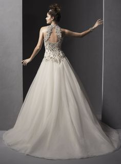 Lily's Bridal- Maggie Sottero - Danica - by Sottero and Midgley