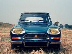 Citroën Ami Super '1973–76