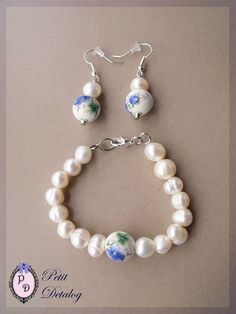 Pearl Necklace, Beaded Bracelets, Pearls, Jewelry, Fashion, Bangles, Bangle Bracelets, Pearl Studs, String Of Pearls