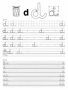 Tracing Worksheets, Alphabet Worksheets, Preschool Worksheets, Preschool Activities, Christmas Color By Number, English Language Learning, Academic Writing, Teaching Tips, Toddler Preschool