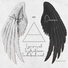 """""""Stranger in a Strange Land"""" Thirty Seconds to Mars.  'Angel or demon, I gave up my soul. I'm guilty of treason. I've abandoned control.'"""