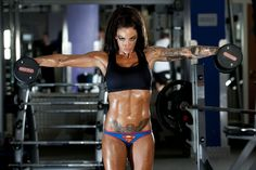 Bodybuilding and Fitness : Photo