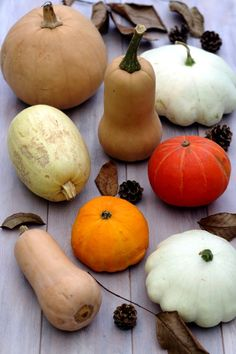 Comment cuisiner les courges? Vegan Dinner Party, Dinner Party Recipes, Cooking Spaghetti, Spaghetti Squash Recipes, Gluten Free Cooking, Vegan Gluten Free, Fruits And Veggies, Vegetables, Zucchini