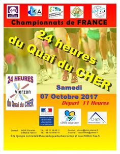"""Travel, Fitness, Race Walking and Run with Les Aventures de Ronald Tintin and Ronning Against Cancer to take action for charity and raise funds for the fight against Cancer : Breast Cancer Awareness Month 2017 (Pink October 2017)  Ronald Tintin and Ronning Against Cancer's UPCOMING event """"24 heures du Quai du Cher Vierzon 2017 (8th edition) – Championnats de France des 24 heures 2017""""    on Saturday 7th and Sunday 8th October in France   http://www.ronaldtintin.com/207.html   Let's run and…"""