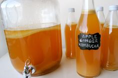 Beginners Guide to Kombucha: Continuous Brew   More delicious recipes and nutrition articles at www.pickuplimes.com