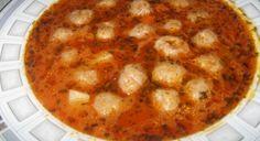 Sulu Köfte Tarifi (Afyon Usülü) | Yemek Tarifleri