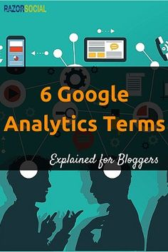 6 Terms Explained For Social Media Analytics, Web Analytics, Google Analytics, Social Media Tips, Social Media Marketing, Business Marketing, Marketing Digital, Content Marketing, Online Marketing