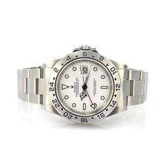 Rolex Oyster Perpetual Date Explorer II 16570 | Pre-owned Rolex Watch | Cashmax Jewelry | #LuxuryWatch #Cashmax