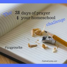 Coming January 1! Start the New Year off right...with prayer. Sign up here: http://ift.tt/2fMYSB1 for the 31Days of Prayer for Your Homeschool prayer challenge!