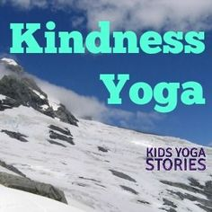 This fun and simple Kindness Yoga theme includes a focus breathing technique, a focus yoga pose for kids, a flow, Teaching Kindness, Kindness Activities, Activities For Kids, Kids Yoga Poses, Yoga For Kids, Preschool Yoga, Yoga Themes, Childrens Yoga, Mindfulness For Kids