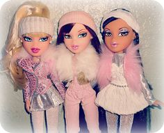 Bratz Pink Winter Dream