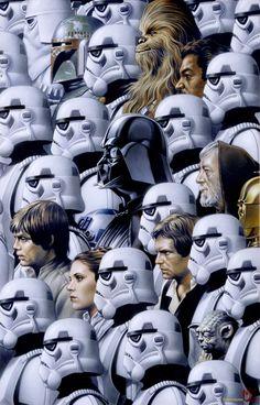 El ilustrador Tsuneo Sanda (Star Wars) asistirá al XXI Salón del Manga de Barcelona