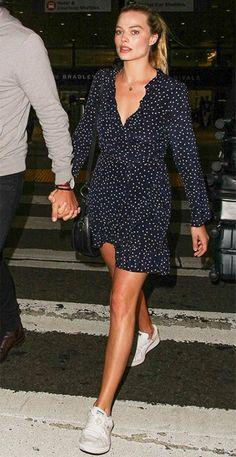 Margot Robbie Look