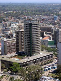 Nairobi Hilton .......Memories
