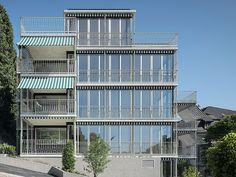 Mehrfamilienhäuser Felix & Regula, Zürich | Loeliger Strub Architektur