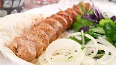طريقة عمل كباب دجاج شهي بالفرن - Delicious oven chicken kabab recipe