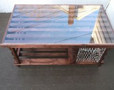 Lobster Trap Lobsters And Coffee Tables On Pinterest