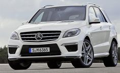 Mercedes ML 350 dream car!